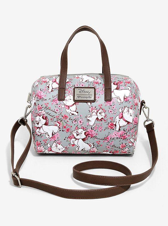 Disney Loungefly The Aristocats Sleeping Marie Purse Handbag Clutch Bag NEW