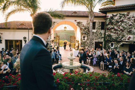 Hummingbird Nest Ranch Weddings