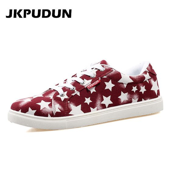 $36.55 (Buy here: https://alitems.com/g/1e8d114494ebda23ff8b16525dc3e8/?i=5&ulp=https%3A%2F%2Fwww.aliexpress.com%2Fitem%2FMens-Star-Shoes-Canvas-Casual-Luxury-Brand-2016-Designer-Red-Hip-Hop-Shoes-Men-High-Quality%2F32692934421.html ) Mens Star Shoes Canvas Casual Luxury Brand 2016 Designer Red Hip Hop Shoes Men High Quality Superstar Supercolor Espadrille Buty for just $36.55