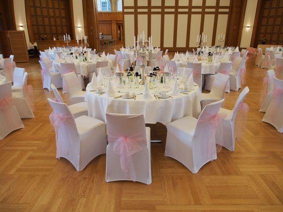 Mieten Stuhlhussen Hussen Hochzeit inkl. Reinigung von Katha333 auf DaWanda.com