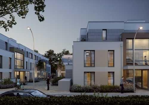 Luxuriose Penthouse Siedlung Neubau Immobilienmarkt Faz Net Wohnung Kaufen Style At Home Neubau