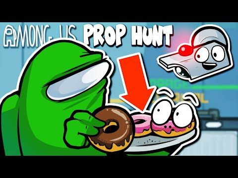 Prop Hunt Mod Is So Much Fun Among Us Youtube Fun Props Hunt