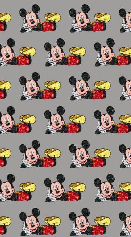Mickey Lockscreen Wallpaper Kartun Kartu Kartun