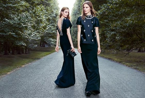 Tory Burch Holiday 2013 Lookbook