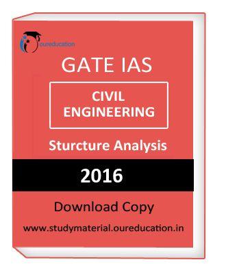 Get GATE IAS Civil Engineering Structure Analysis