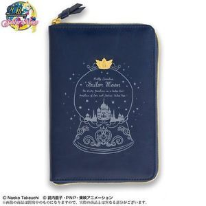 BANDAI-Sailor-Moon-2017-Makeup-Schedule-Notebook-Navy-pattern-Premium
