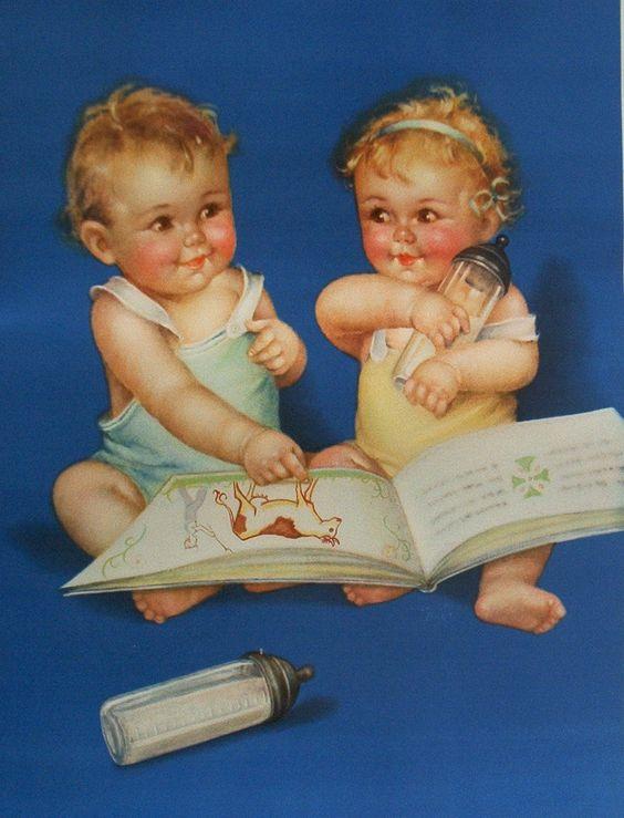 Charlotte Becker - reading together.