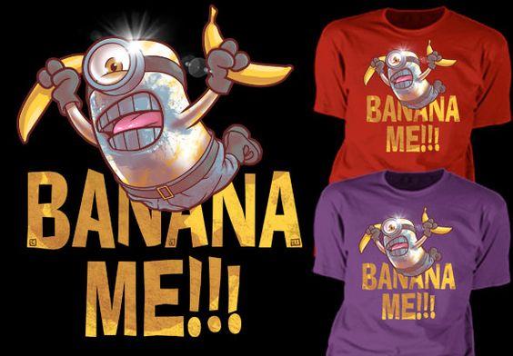 Banana ME!