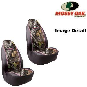 Mossy Oak Infinity Camo Pink Car Truck SUV Universal Fit