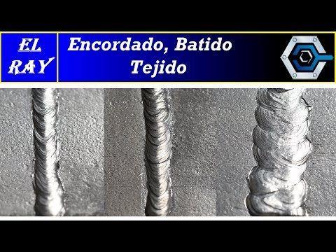 Tipos De Cordones De Soldadura Con Electrodo Youtube Serralheria Cursos