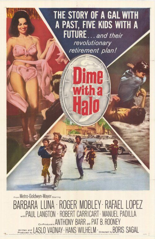 dime-with-a-halo-movie-poster-1963-1020255738.jpg (500×768)