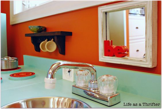 Life as a Thrifter: The Big Kitchen Reveal!
