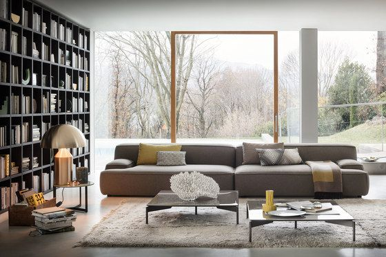 Flexible Living Lema S Latest Upholstered Seating Systems Home