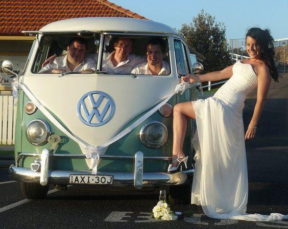 Image Gallery | Mirror Image Weddings | Kombi Wedding Car Hire, Wedding  Chauffeur   Coffs Harbour, Port Macquarie, Byron Bay | Volkswagen |  Pinterest ...