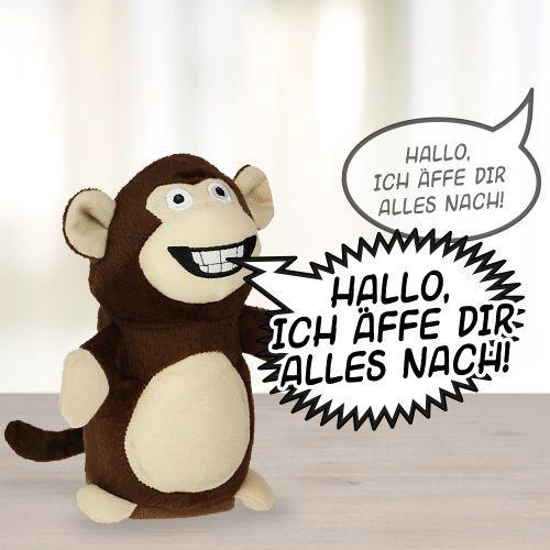 Sprechender Affe Mit Aufnahme Und Wiedergabefunktion