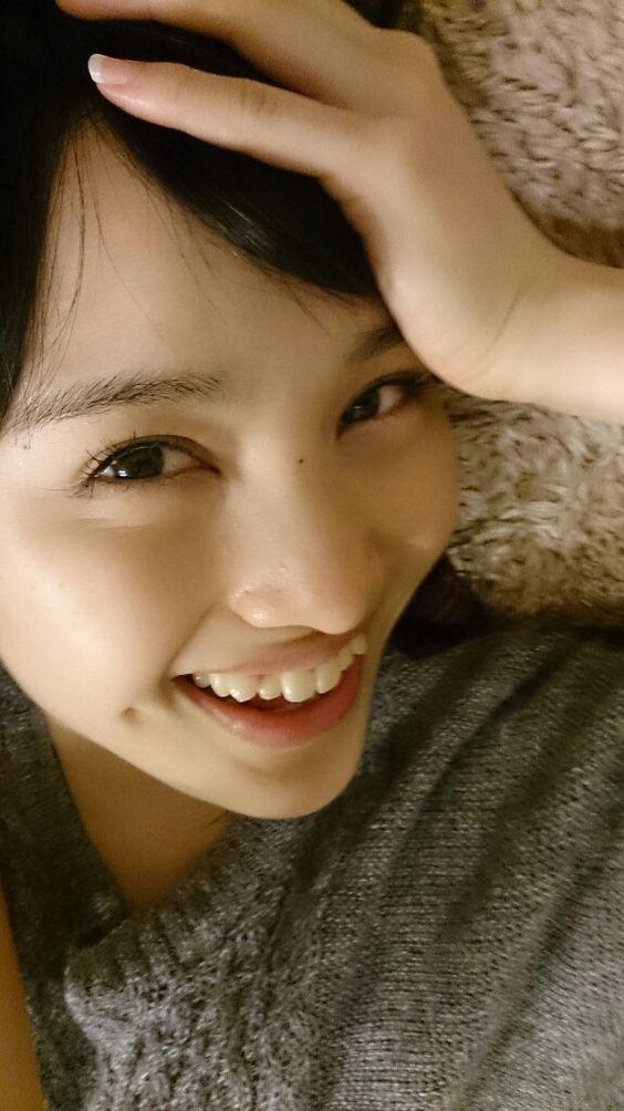 笑顔の百田夏菜子