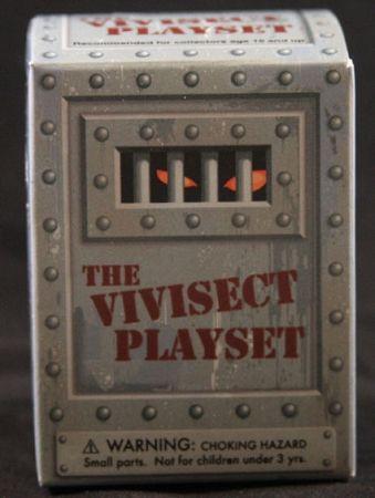 Vivisect Playset Blind Box,$6.99