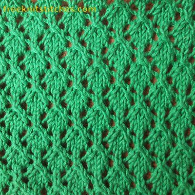 Lace Knitting Stitches Pinterest : Lace knitting, Lace knitting stitches and Knitting stitches on Pinterest