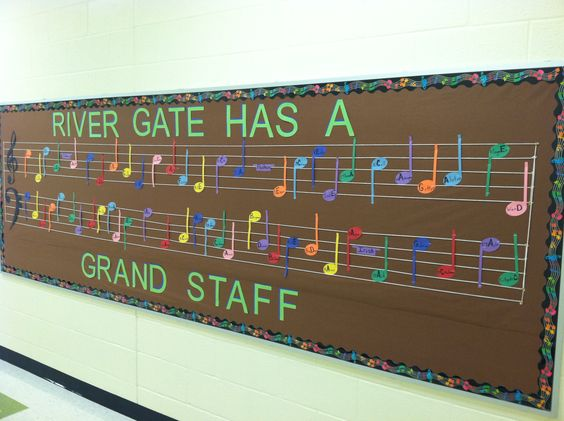 Would be good for Music in our Schools Month.: