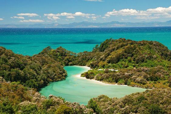 Abel Tasman // 101 choses à voir et à faire en Nouvelle Zelande
