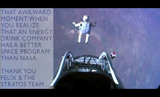 #LiveJump   #RED BULL STRATOS JUMP http://babycoupon.biz/halloween/ Felix Baumgartner Freefall from space Record Broken