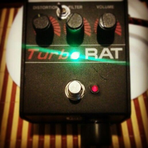 Turbo Rat with Ruetz by Dr. Calavera.