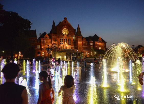 Washington Park in Cincinnati, OH