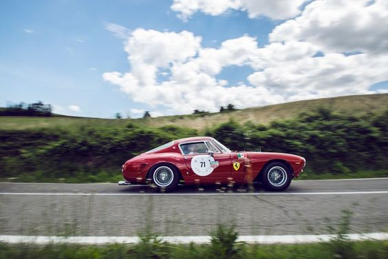 The Vernasca Silver Flag Is Where Classics Go To Race Under The Radar - Petrolicious