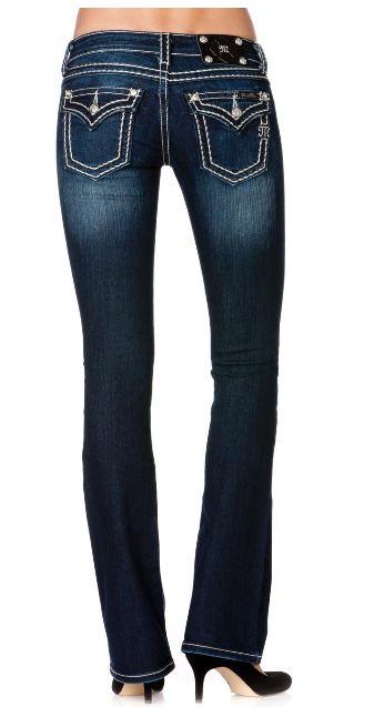 Miss Me Loose Stitch Bootcut Denim Jeans – Laney Lu's Boutique