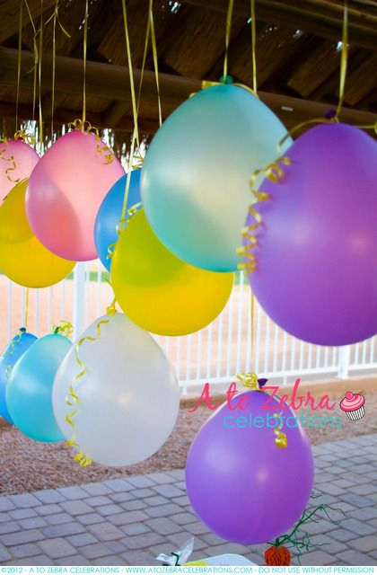 Balloon decorations markers and helium tank on pinterest