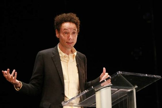 Author Malcolm Gladwell speaks at The 2009 New Yorker Festival. Mike Coppola/Getty Images for The New Yorker
