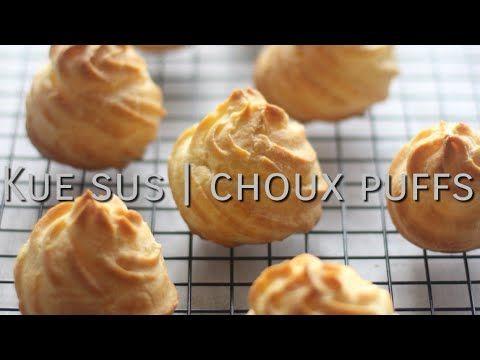 Resep Kue Sus Dan Vla Terenak Tips Anti Gagal Youtube Ide Makanan Resep Kue Makanan Dan Minuman