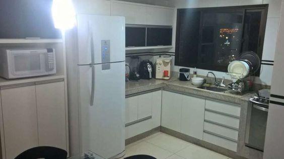 Compre Apartamento com 3 Quartos, Norte, Águas Claras por R$ 850.000. Possui um total de 152 m², 3 Suites, 2 Vagas de carro. Fale com Joana Gomes Corretora de Imóveis.