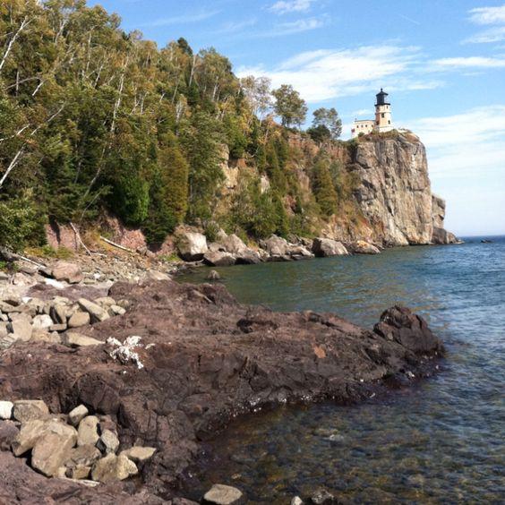 Spilt Rock Lighthouse {MN}