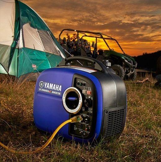 Yamaha Ef2000is 2000 Watt Inverter Generator Review 2020 Camping Essentials Camping Generator Portable Generator