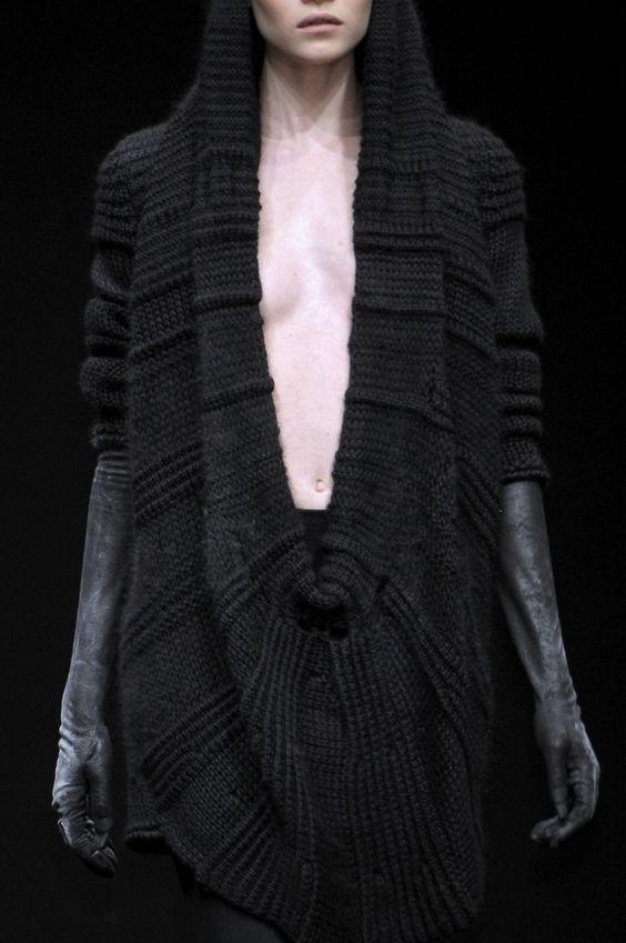 knit Grandeur: Ottoman Rib - A.F. Vandervorst.
