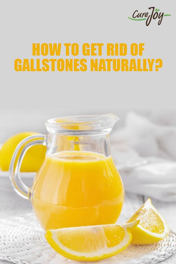 How To Get Rid Of Gallstones Naturally With Apple Juice