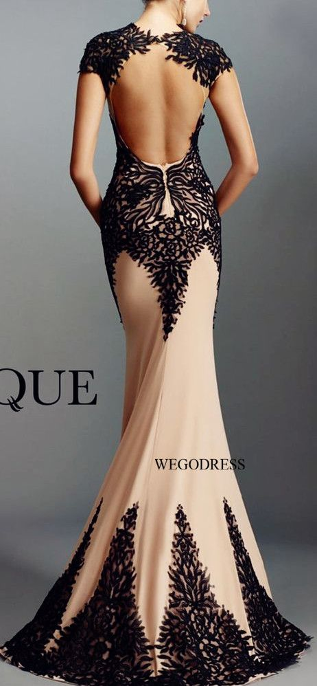 Amazing formal dress.: