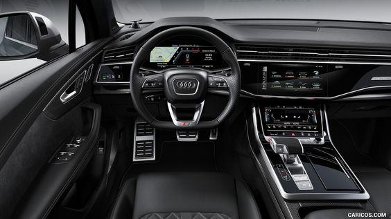Https Www Caricos Com Cars A Audi 2020 Audi Sq7 Tdi Images 14 Html Audi Q7 Interior Audi Interior Audi Q7