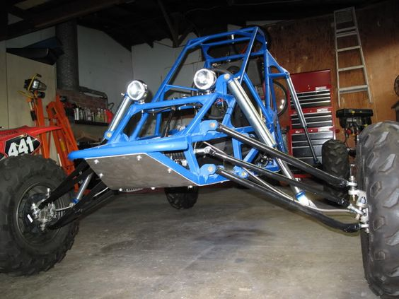 My first mini buggy build