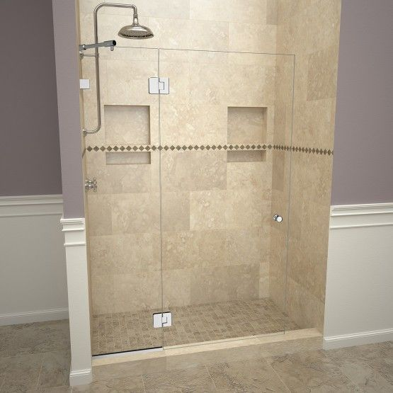 Redi Screen Shower Doors Shower Doors Tile Redi Chrome Shower Door