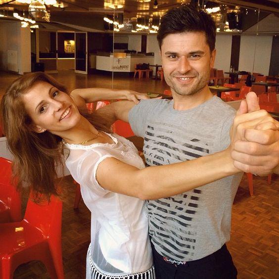 RT Miloš Vuković: Letztes Training vor'm großen Finale - #letsdance #cathrinhissnauer #training #rtl #tanzen #tanzpartnerin #dance #fun #happy #köln #vorfreude #nochzweitage #tanzschule #schulerecki #Instagram