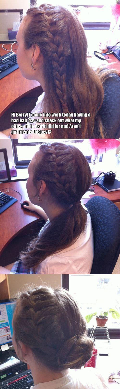 lovely! Se purde en mi cabello? Daniela