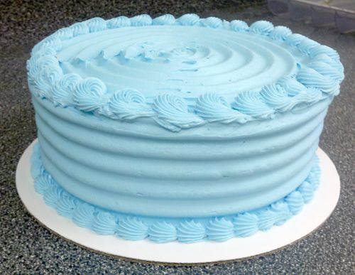 Easy Buttercream Cake Decorating Ideas : Add Texture to Buttercream Cakes With Icing Combs ...