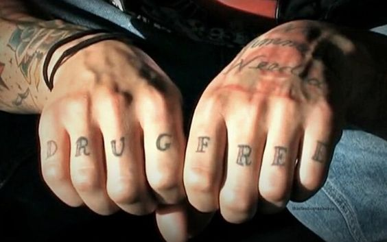 Drug Free Cm Punk