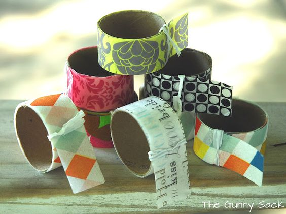 Make your own washi tape tutorial    The Gunny Sack