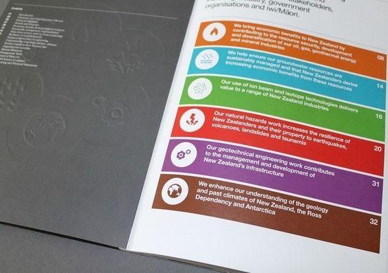 Mejores Comunicaciones Premios Escenario. / Informe GNS Science Anual 2011 en el Libro