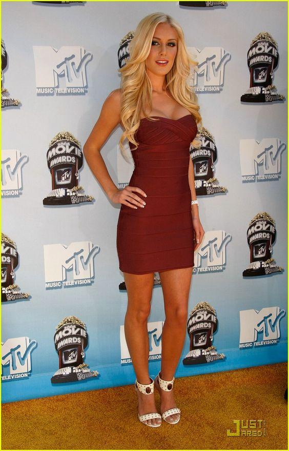 Heidi Montag - MTV Movie Awards 2008