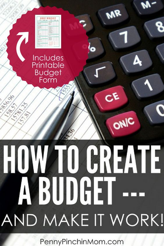 How To Budget And Feel In Control Of Your Money