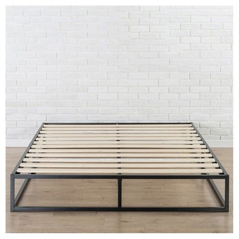 Joseph Steel Platform Bed Frame Zinus Platform Bed Frame Full Metal Bed Frame Diy King Bed Frame
